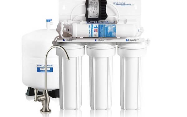 5 Best Reverse Osmosis Systems for Well Water | 2020 Reviews