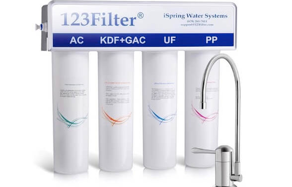 6 Best Under Sink Water Filters for Well Water – [2020 Reviews]